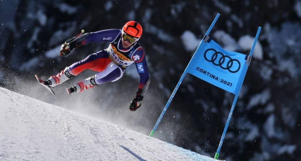 Combinada alpina Mundiales Cortina 2021