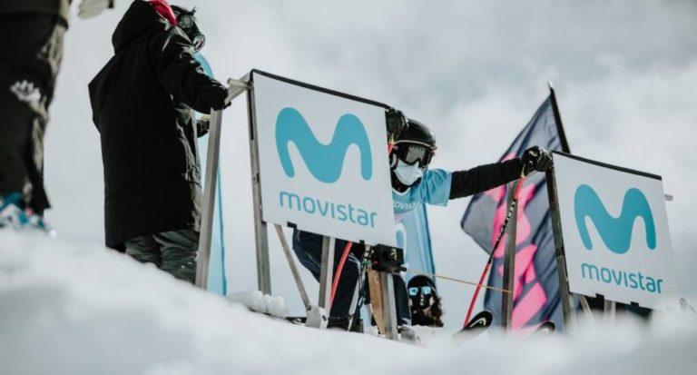 Sierra Nevada lista de nuevo para la Copa de España Movistar de skicross y snowboardcross