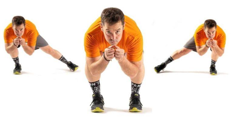Personal training: Ejercicios para unas piernas de acero