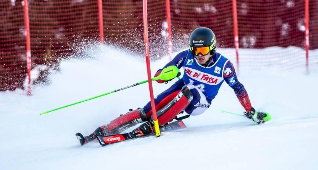 esquiadores españoles Mundiales Cortina d'Ampezzo 2021