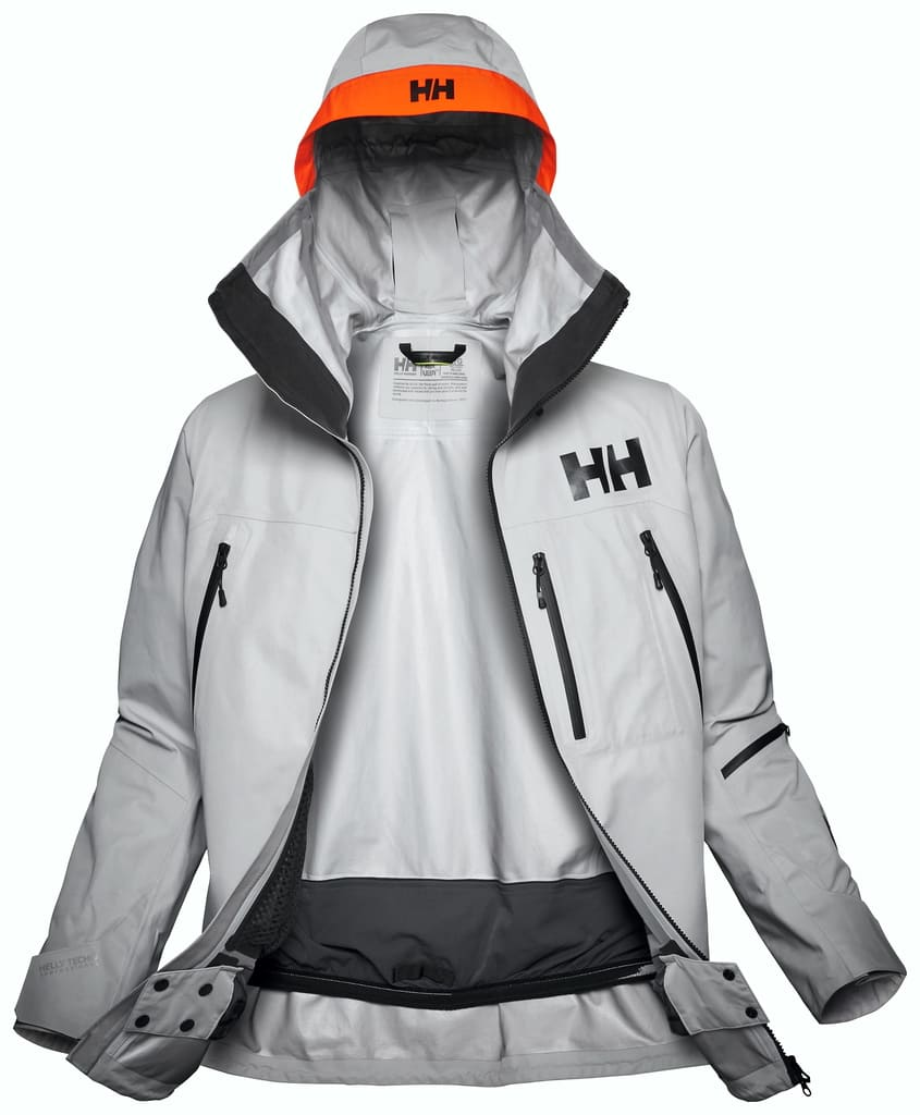 Helly Hansen Elevation Infinity Shell Jacket y Ridge Shell Pant (1)