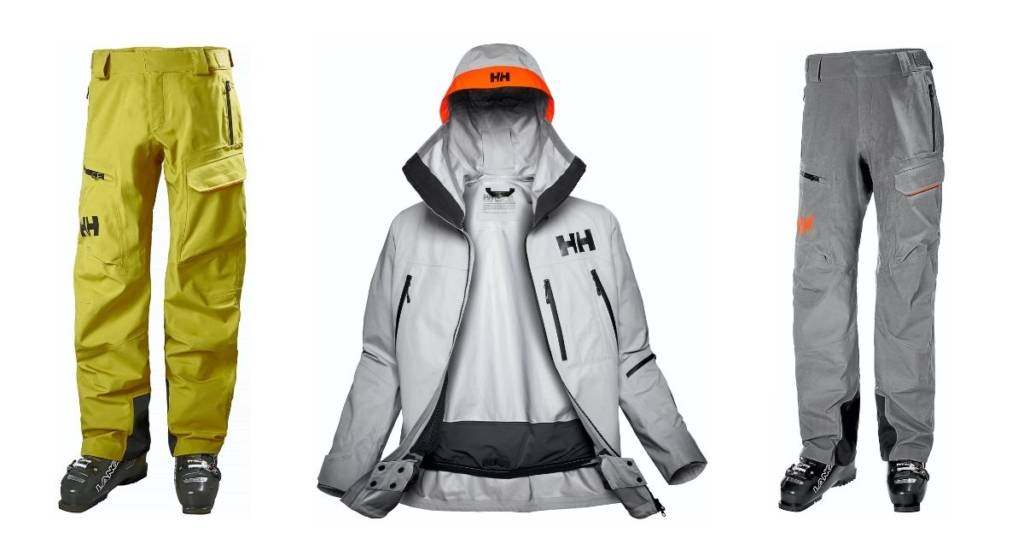Prueba Helly Hansen Elevation Infinity Shell Jacket y Ridge Shell Pant