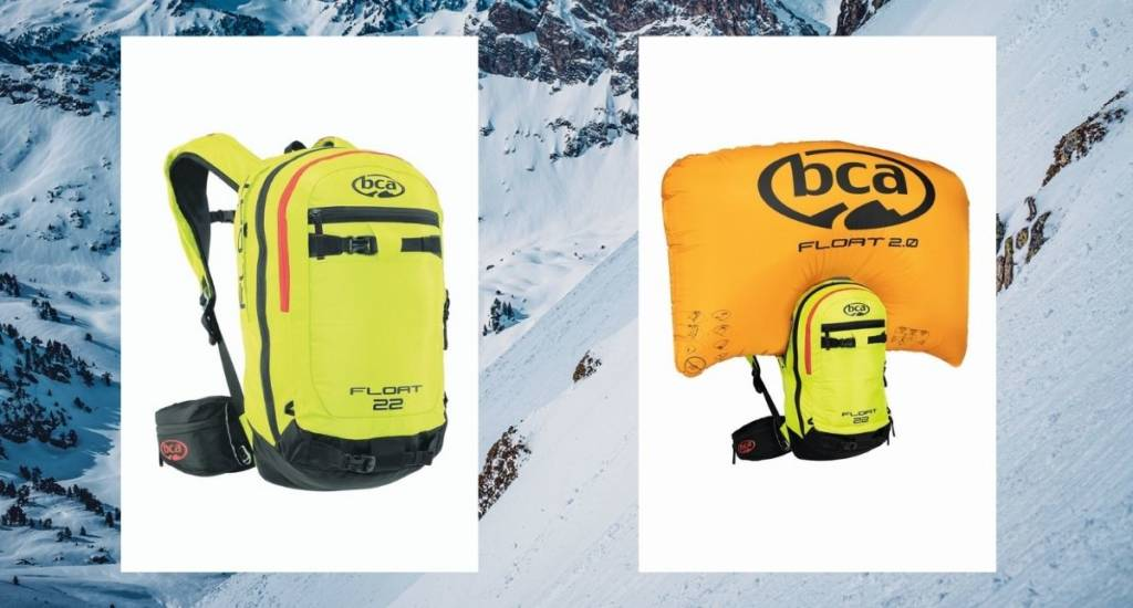 Prueba mochila airbag BCA Float 22 2.0