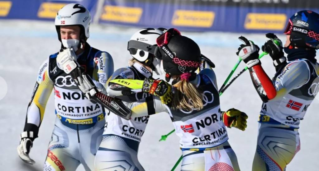 clasificación Team Parallel Cortina 2021