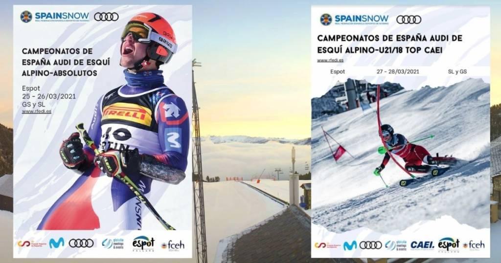 Campeonatos de España de Esquí Alpino