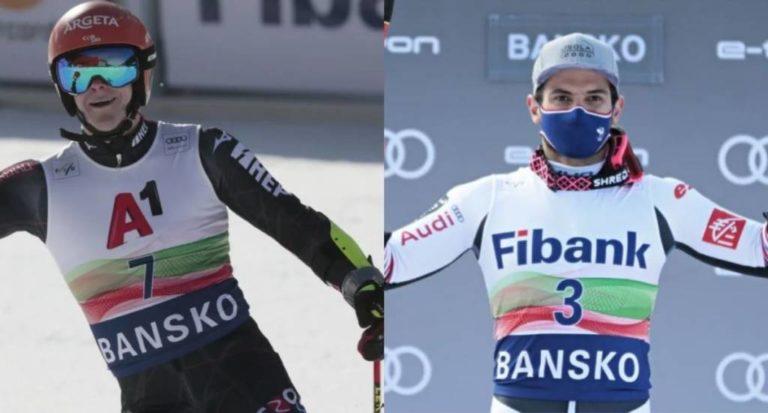Zubcic y Faivre, los vencedores del GS de Bansko