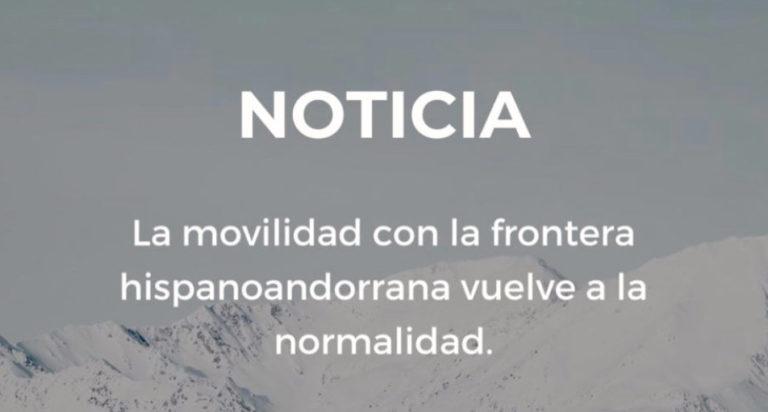 Los españoles ya podemos esquiar en Grandvalira