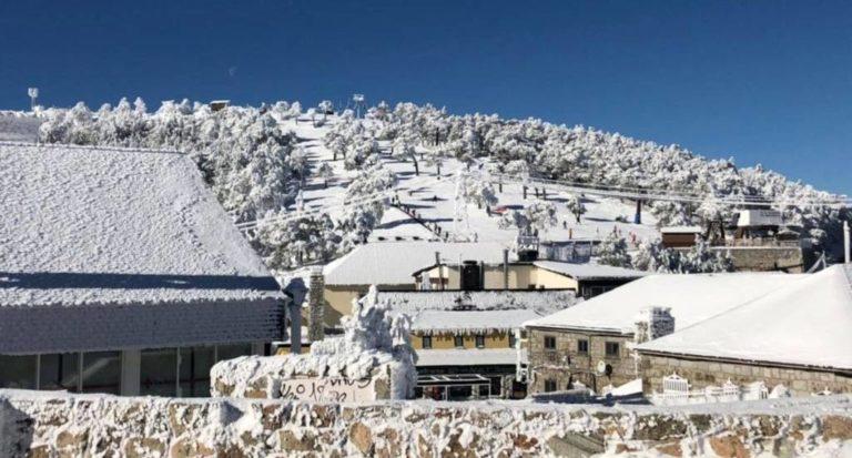 Navacerrada tendrá que desmantelar 3 de sus pistas de esquí este año