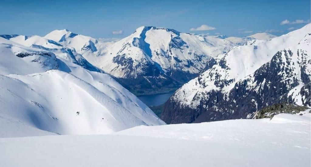 Esquí de verano en Europa