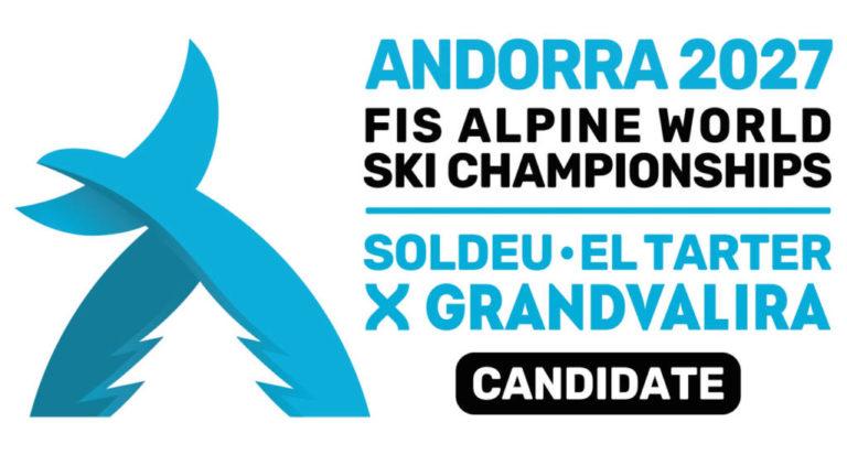 Andorra candidata para los Campeonatos del Mundo de esquí alpino 2027