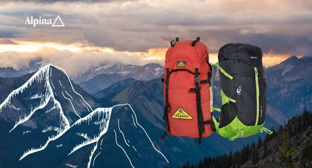Mochilas de montaña Alpina
