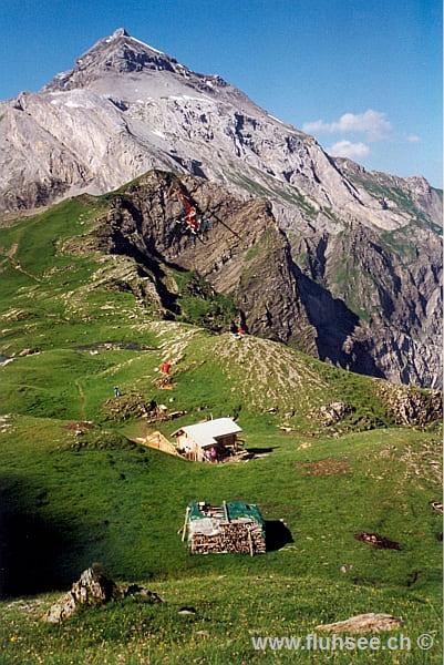 Fluhseehütte