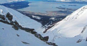 Freeride austral Ushuaia (Argentina): En busca del oro blanco