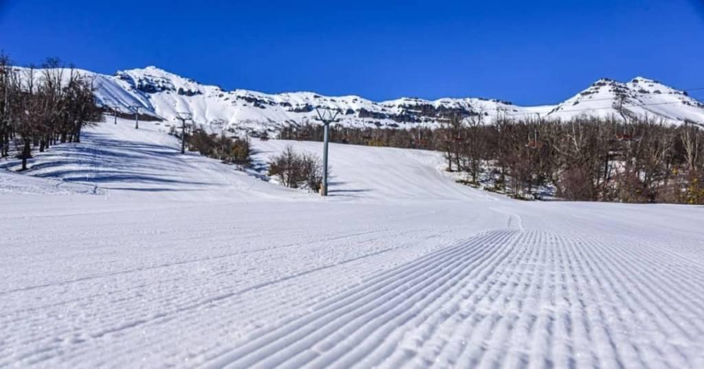 confinamiento Argentina esquí 2021