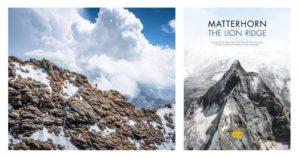 Película Matterhorn, The Lion Ridge: Camino al cielo