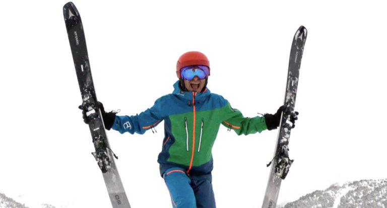 Esquís anchos ¿sí o no?