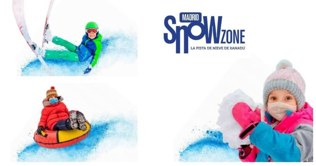 Campus de verano Madrid Snowzone