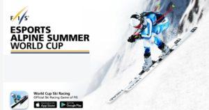 Ya está en marcha la Copa del Mundo de verano de esquí alpino FIS E-Sports