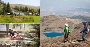 actividades verano 2021 Sierra Nevada