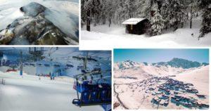 estaciones de esquí en lugares sorprendentes
