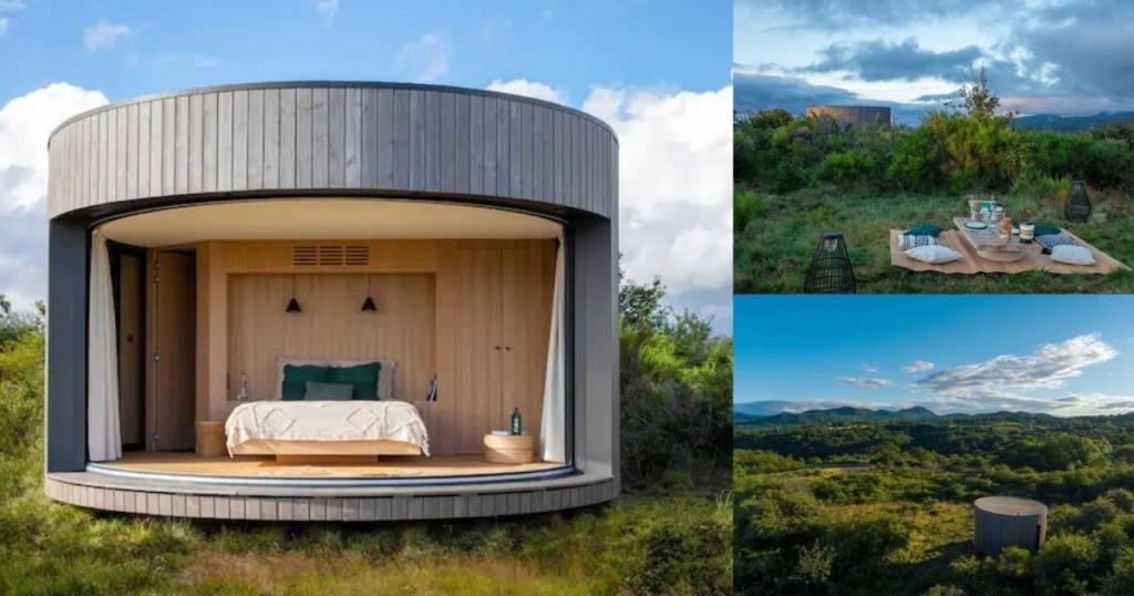 Kilian Jornet Airbnb estancia rodeada de 80 volcanes