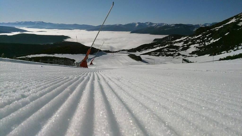 fecha apertura y cierre estaciones esquí