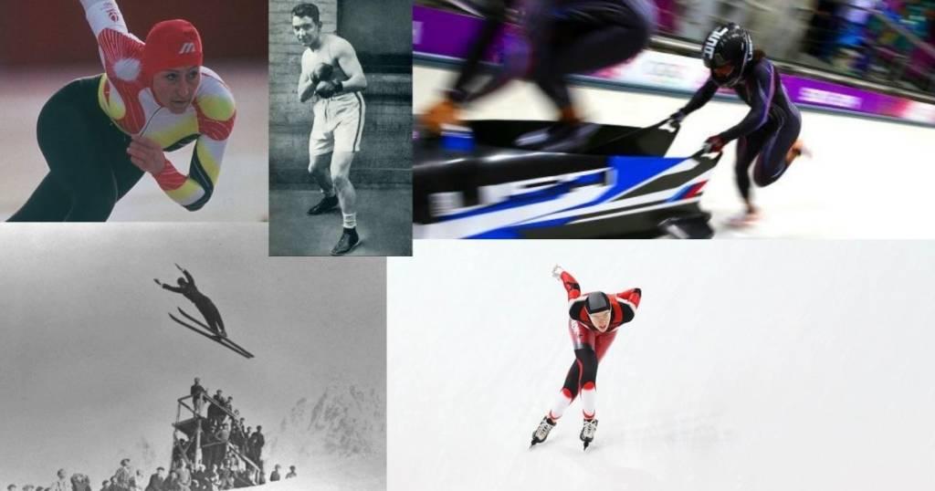 Medallistas olímpicos verano e invierno