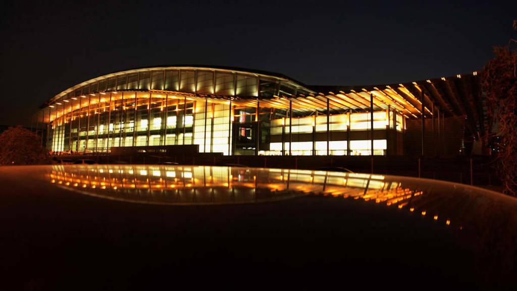 estadio nacional cubierto pekin
