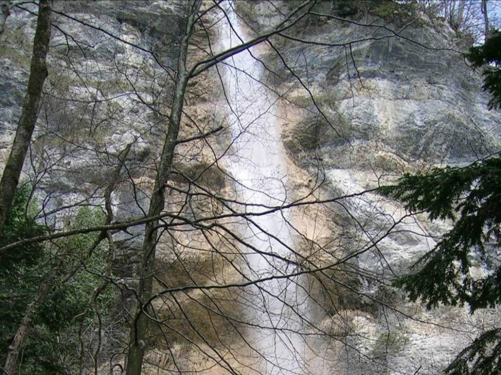cascada de Enversin
