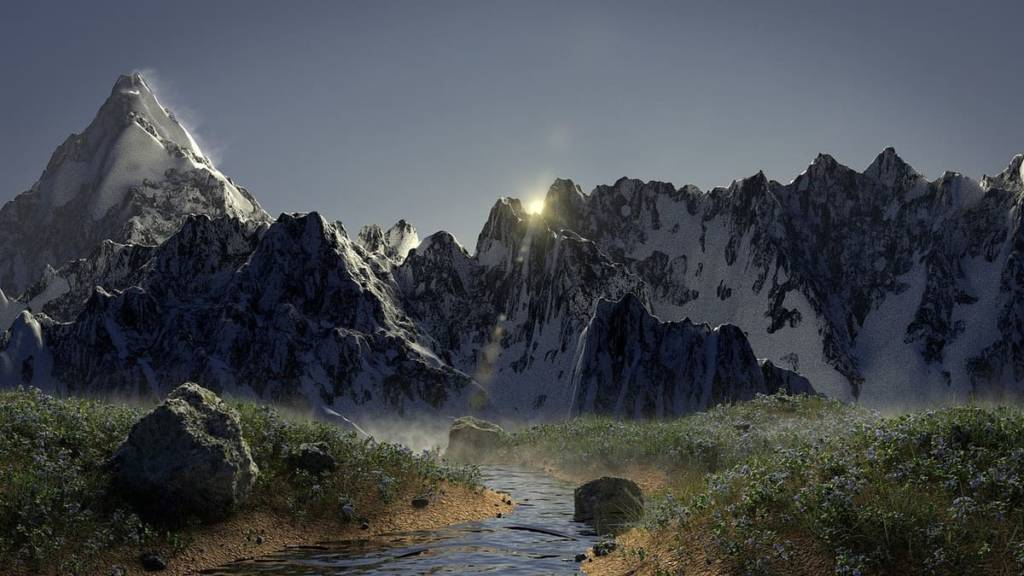 Amanecer Montaña - Dale Forbes