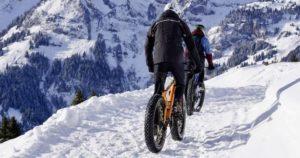 5 deportes de invierno para disfrutar de la nieve sin esquiar