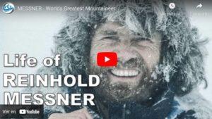 """Messner, """"el montañista más grande de todos los tiempos"""""""