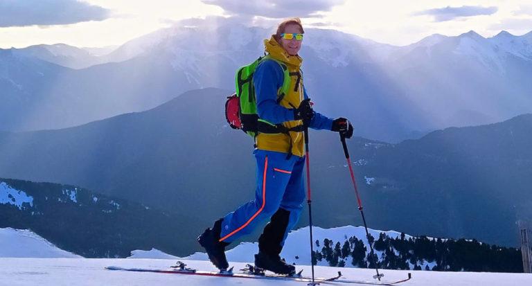¡Ya falta menos para esquiar!