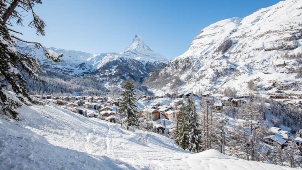 esquiar en septiembre y octubre en Europa