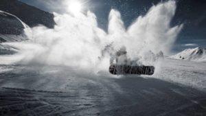 Deporte y lesiones traumáticas de columna: snowboard y esquí entre los 3 primeros