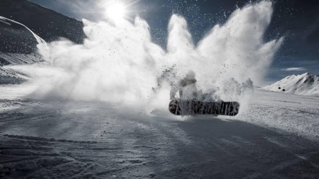 Snowboard esquí lesiones de columna