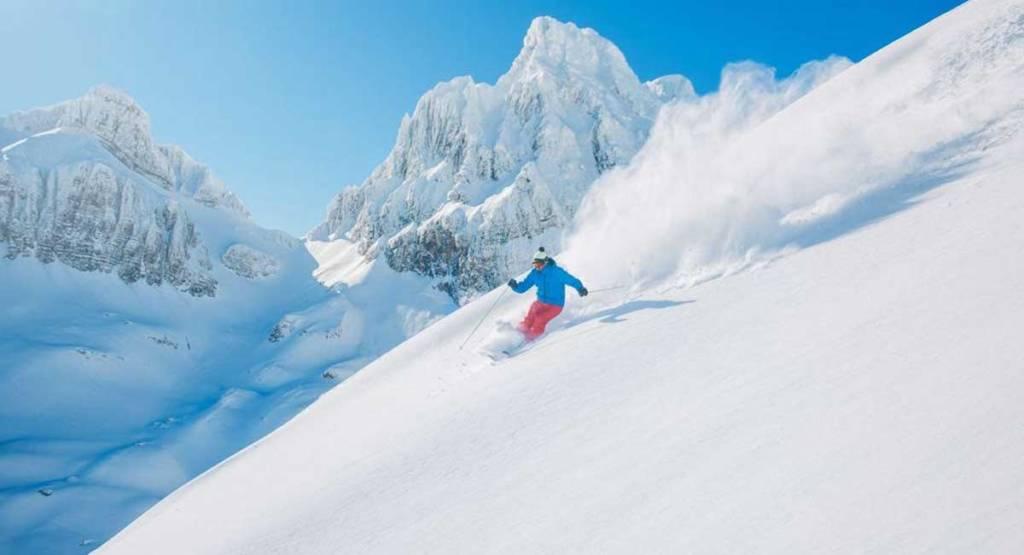 Candanchu-nieve-polvo-esquiador