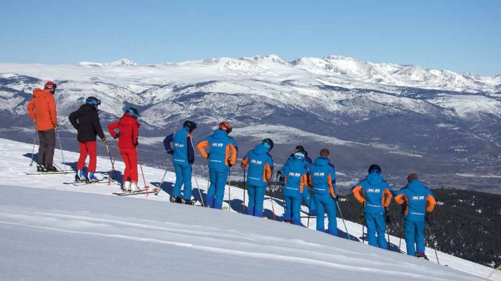 la molina-profesores esqui